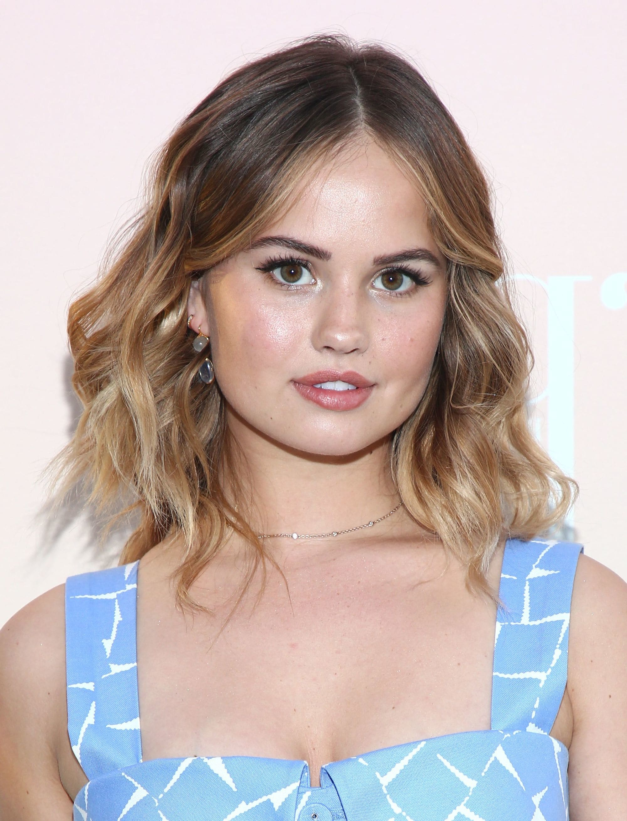 Hairstyles For A Round Face: 20 Sublime Styles That Will Flatter Inside Well Liked Medium Haircuts With Bangs For Round Face (View 11 of 20)