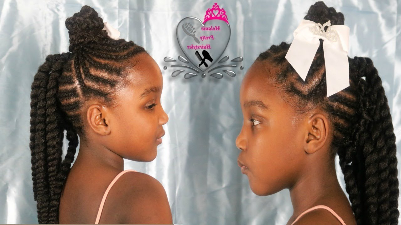 Hairstyles For Girls (View 11 of 20)