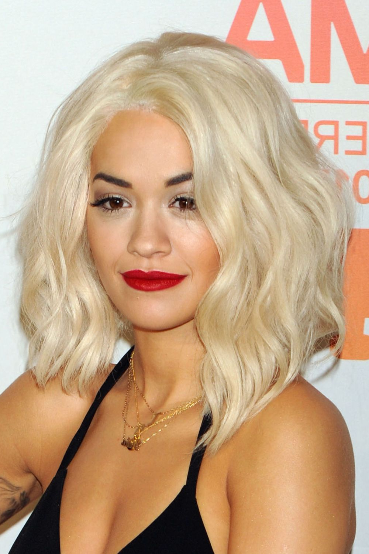 Hairstyles For Medium Length Hair 2019 To Take Straight To The Salon Regarding Well Known Rita Ora Medium Hairstyles (View 10 of 20)