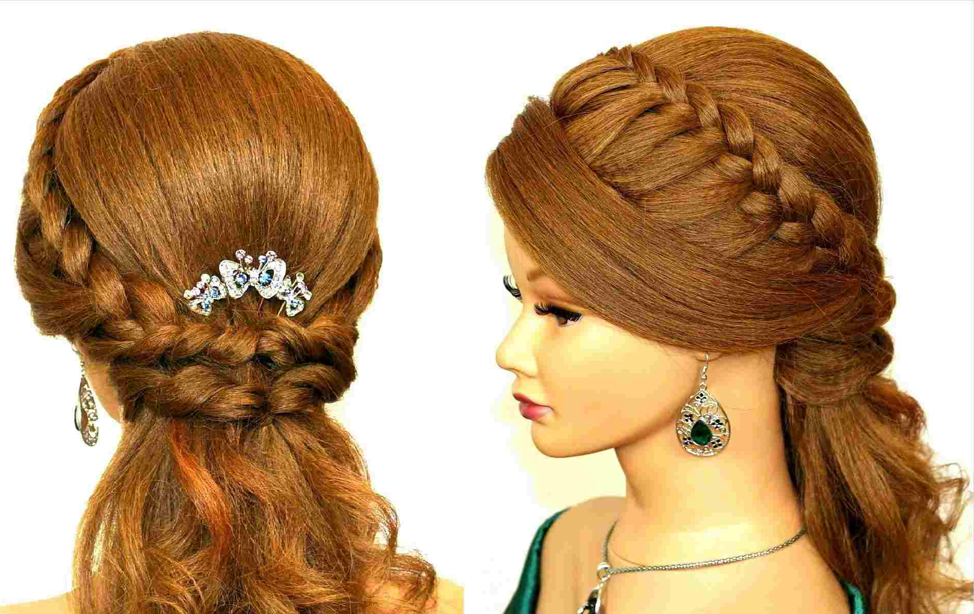 Hairstyles For Medium Length Hair Stylesrhideasstylesinfo Evening With Regard To Well Known Medium Hairstyles For Evening Wear (View 13 of 20)