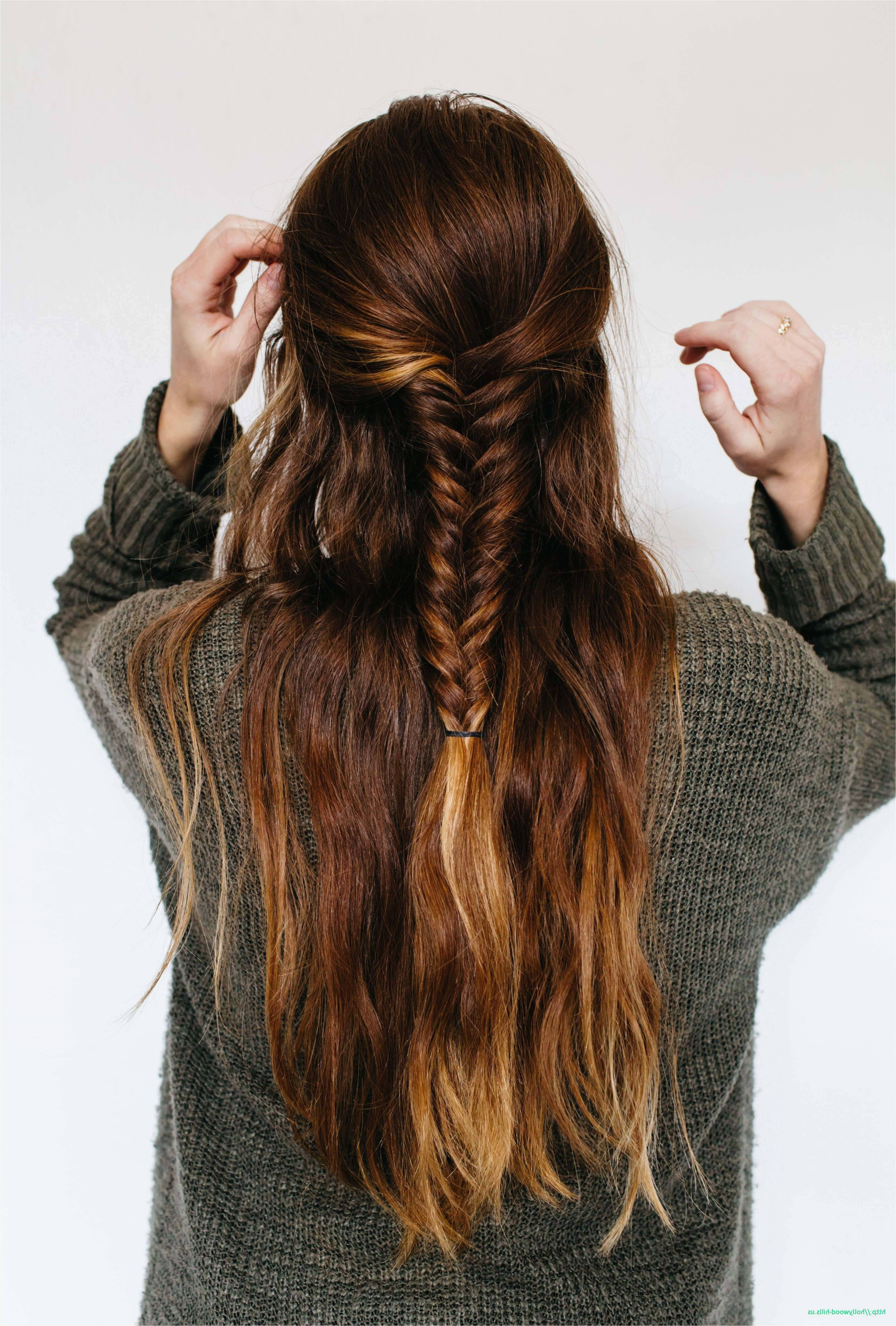 Hairstyles For Medium Long Hair Awesome Half Updos For Medium Hair Pertaining To Well Known Half Long Half Medium Hairstyles (View 6 of 20)