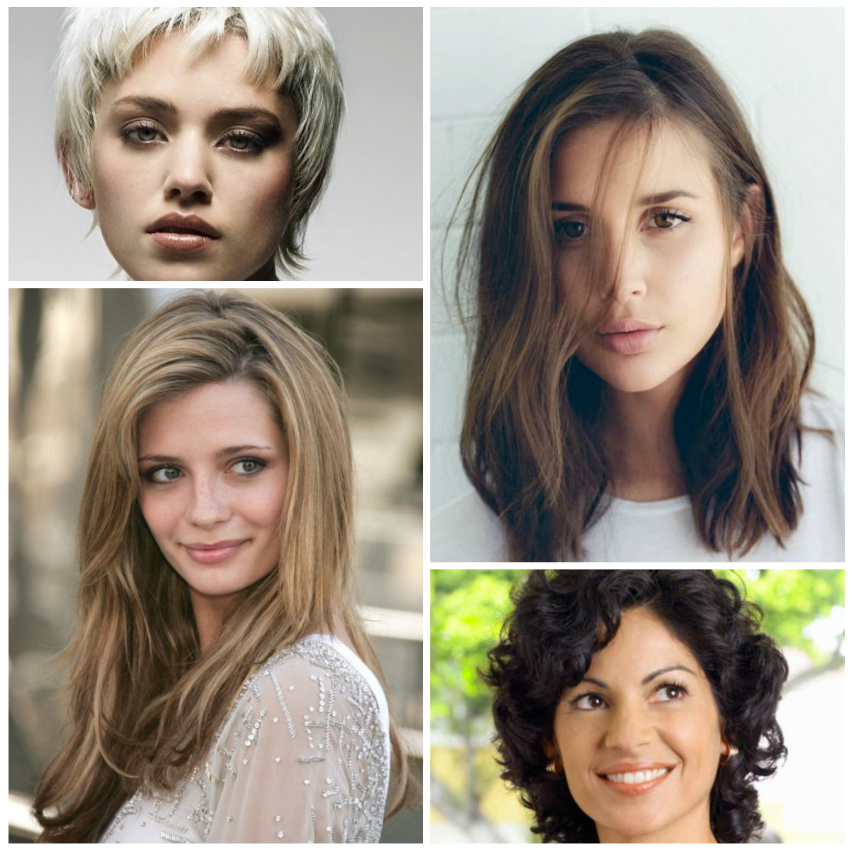 Hairstyles For Women 2019, Haircuts For Long Short Inside Latest Medium Hairstyles For Spring (View 3 of 20)