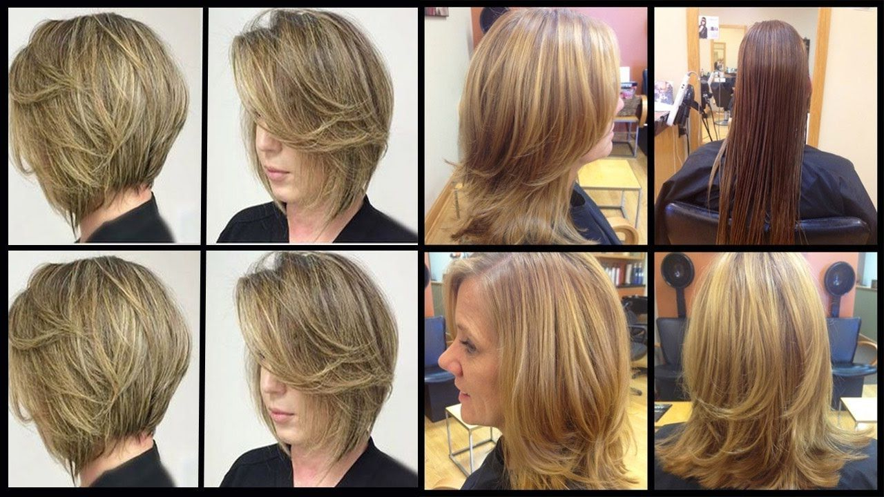 Featured Photo of Medium Haircuts For Women In Their 50S