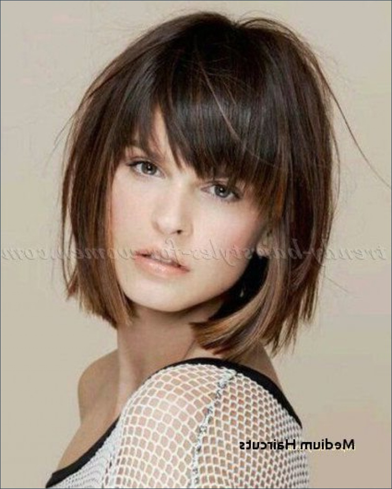 Hairstyles Ideas Throughout Most Up To Date Black Hairstyles Medium Haircuts (View 9 of 20)
