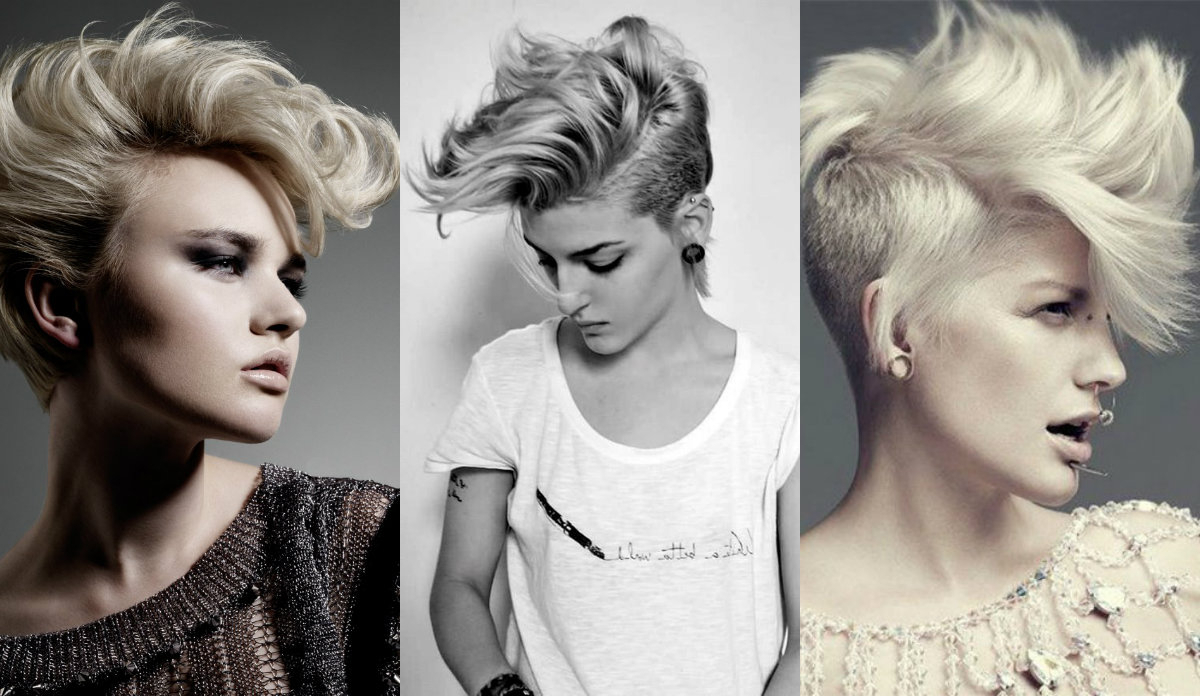 Hairstyles Regarding Most Up To Date The Faux Hawk Mohawk Hairstyles (View 10 of 20)