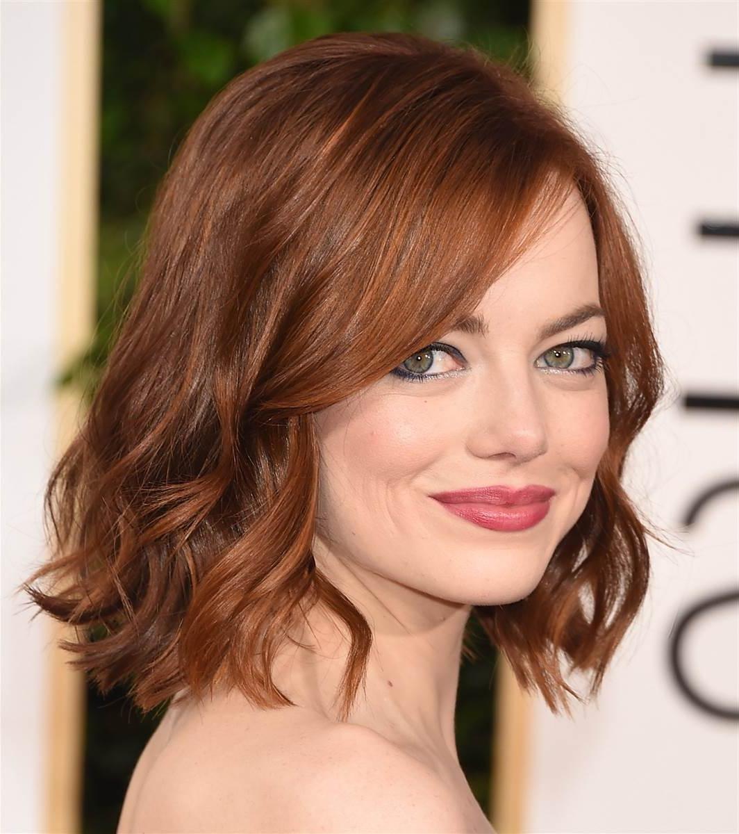 Hairstyles : Rose Byrnes Medium Hairstyles Celebrity Medium Inside Most Recent Celebrity Medium Haircuts (View 9 of 20)
