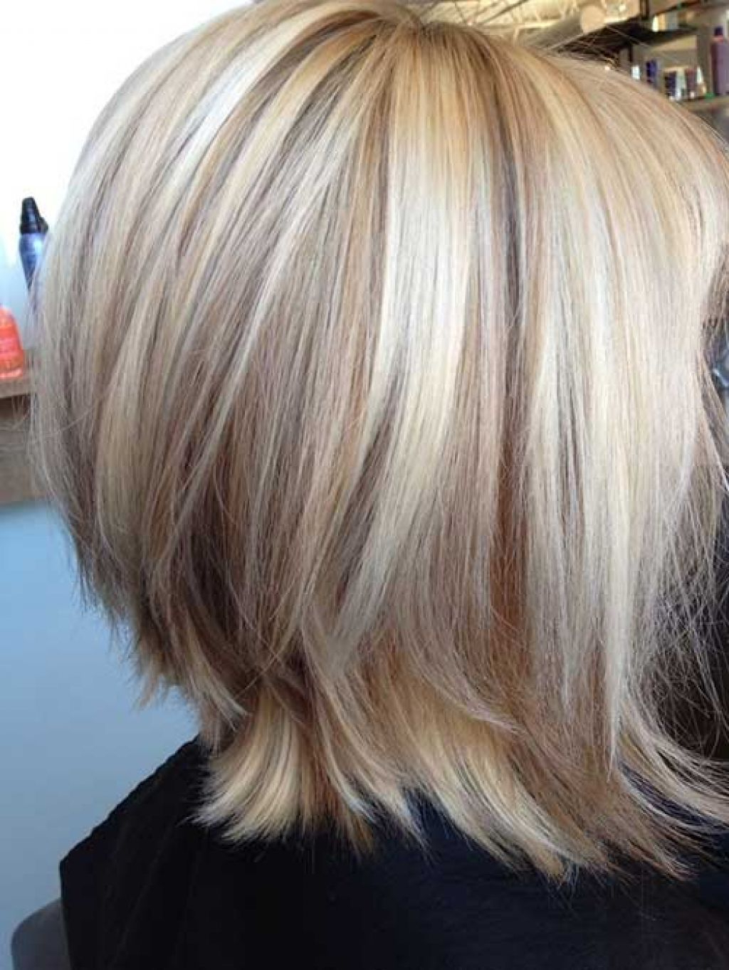 Hairstyles Throughout Recent Inverted Bob Medium Haircuts (View 1 of 20)