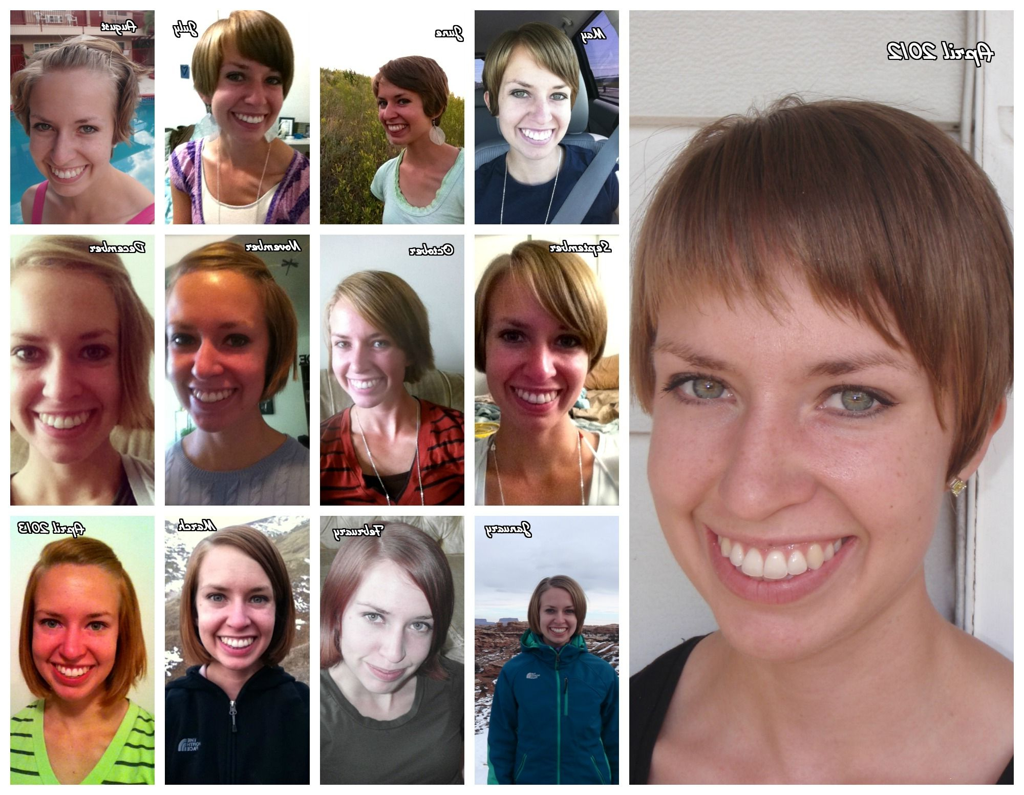 Featured Photo of Medium Hairstyles For Growing Out A Pixie Cut