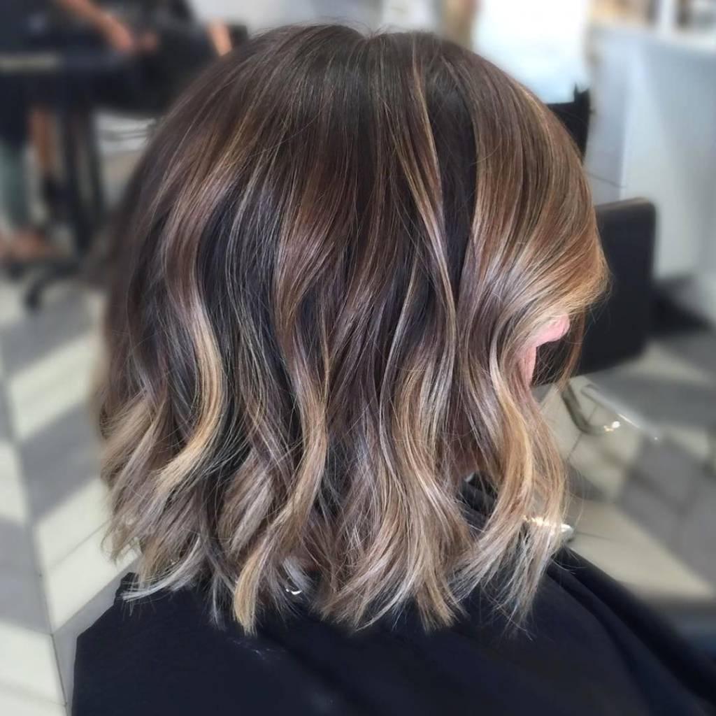 Highlights For Medium Length Hair – 178.128. (View 16 of 20)
