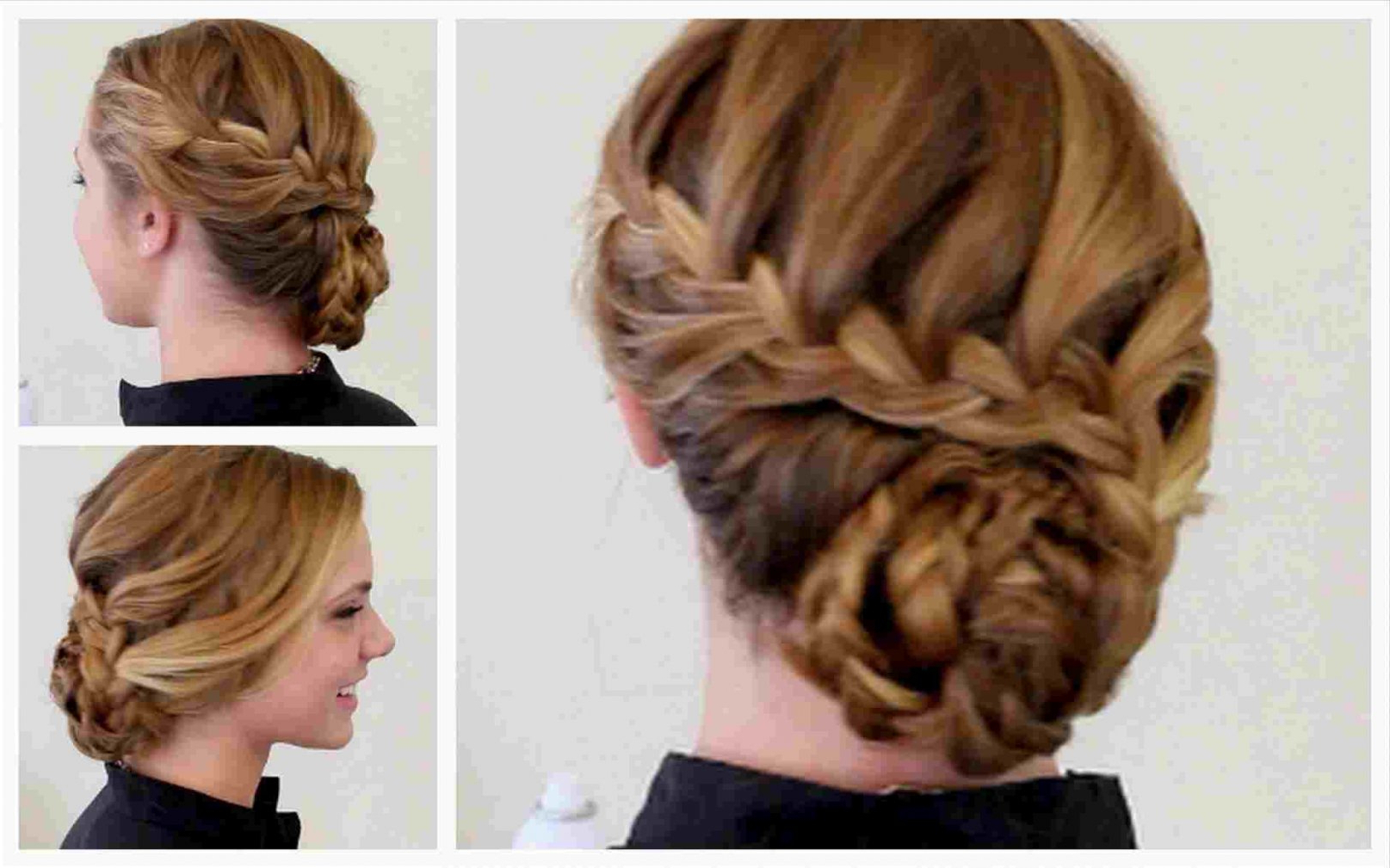 Homecoming Hairstyles Updos For Medium Hair » Best Hairstyles With Regard To Best And Newest Medium Hairstyles For Homecoming (View 7 of 20)