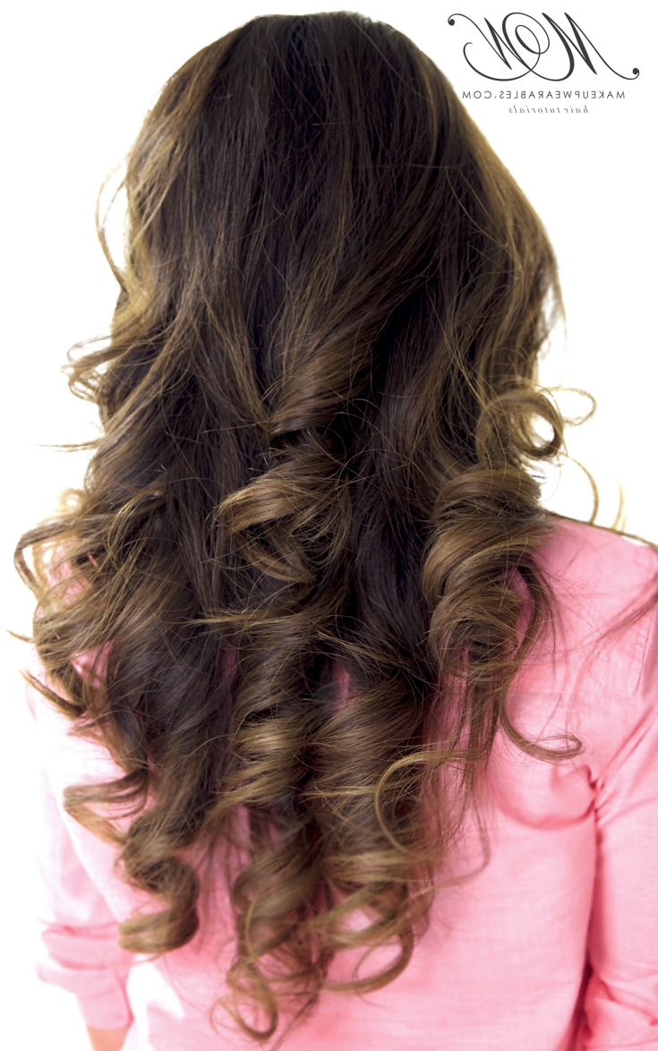 How To Curl Your Hair In Just 5 Minutes! (View 15 of 20)