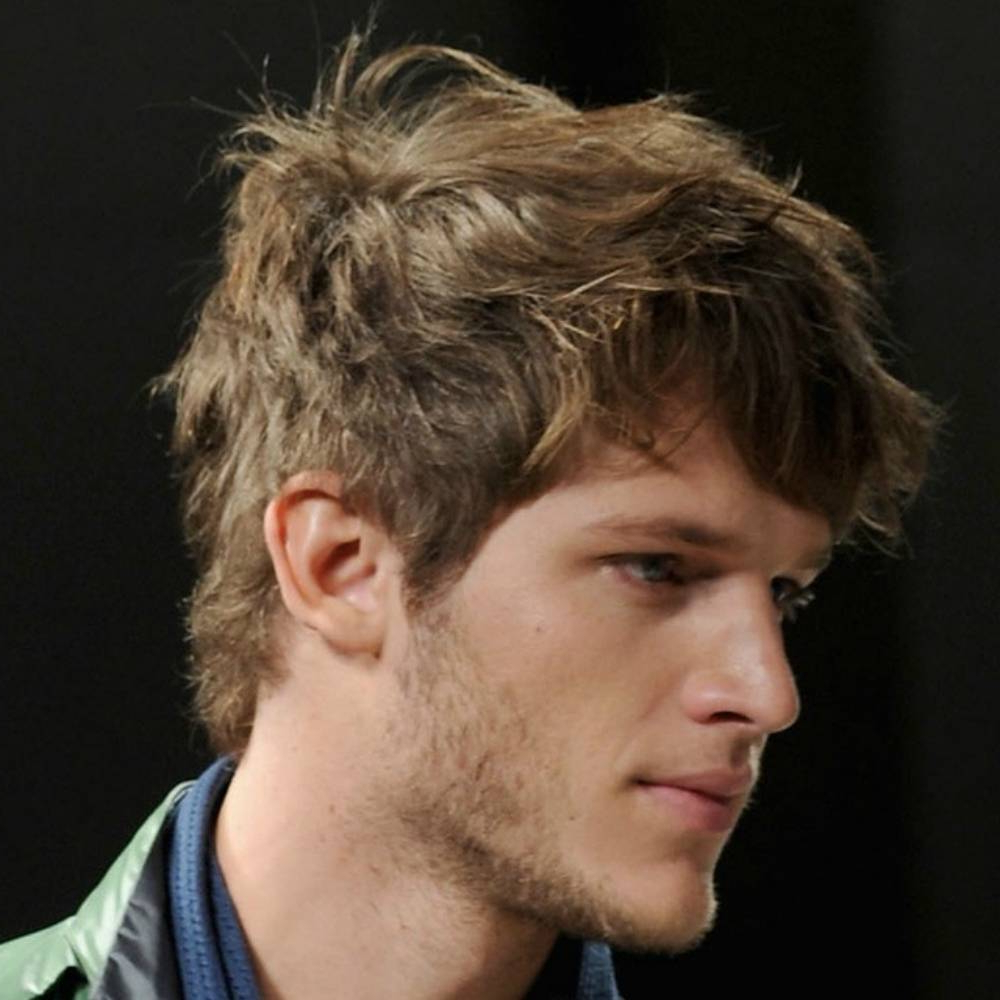 How To Get The Dishevelled Hairstyle (View 15 of 20)