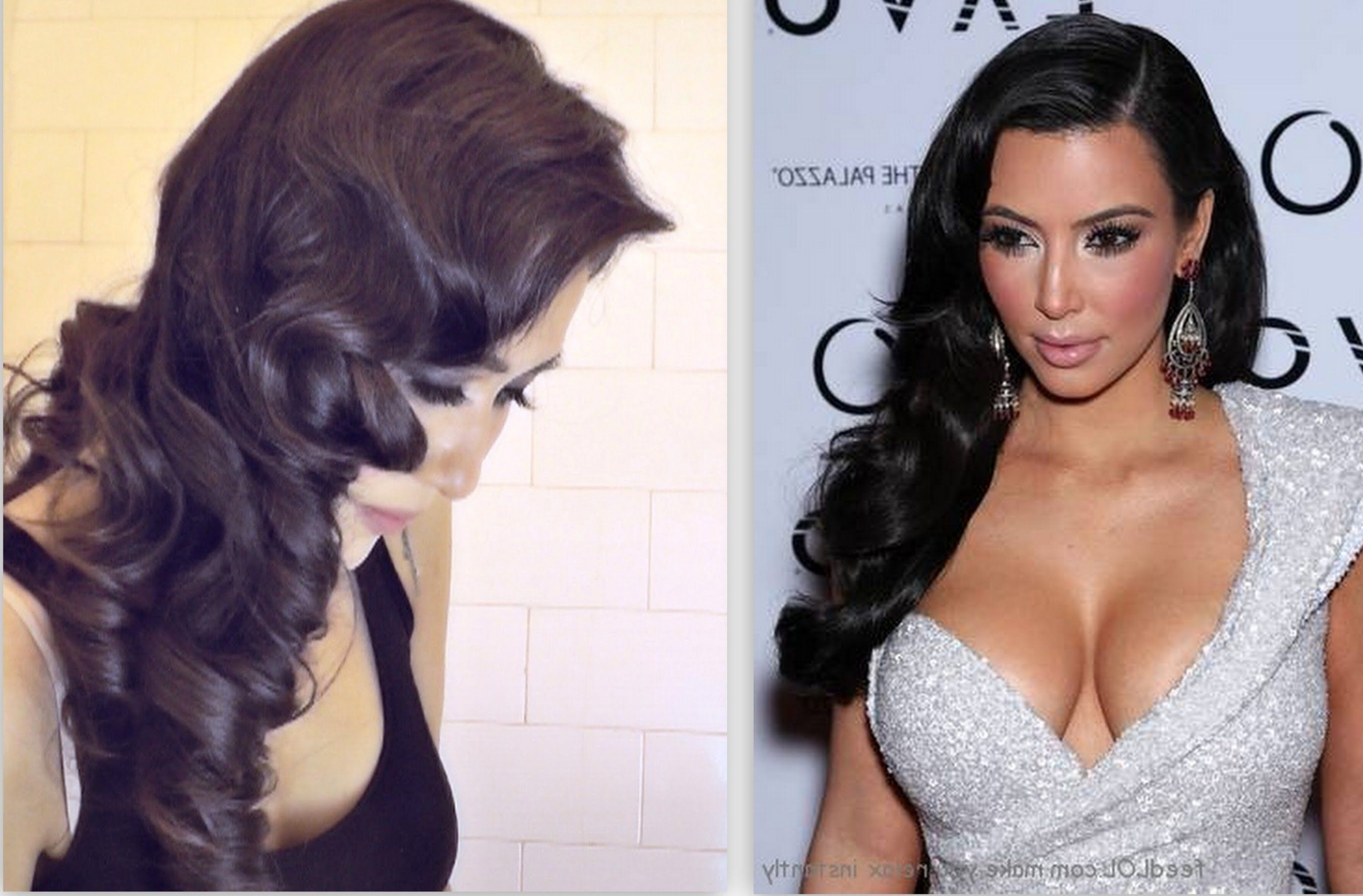 How To Throughout Well Known Kim Kardashian Medium Hairstyles (View 8 of 20)