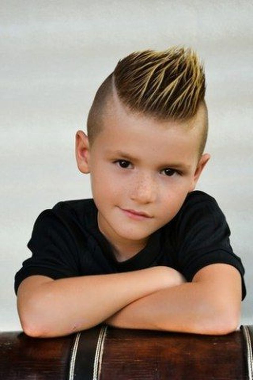 Image Result For Boy Mohawk (View 10 of 20)