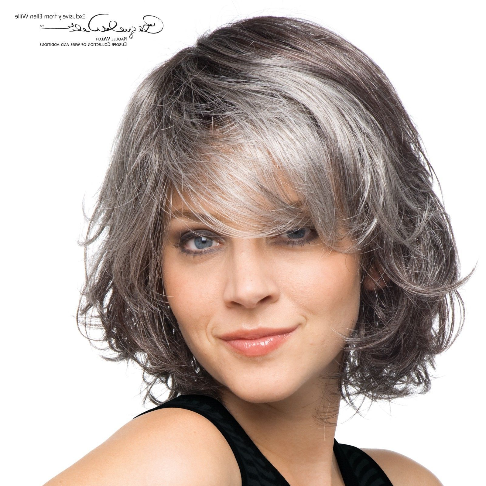 Image Result For Short Hair Styles For Women Over 50 Gray Hair With Well Known Medium Haircuts For Grey Haired Woman (Gallery 7 of 20)