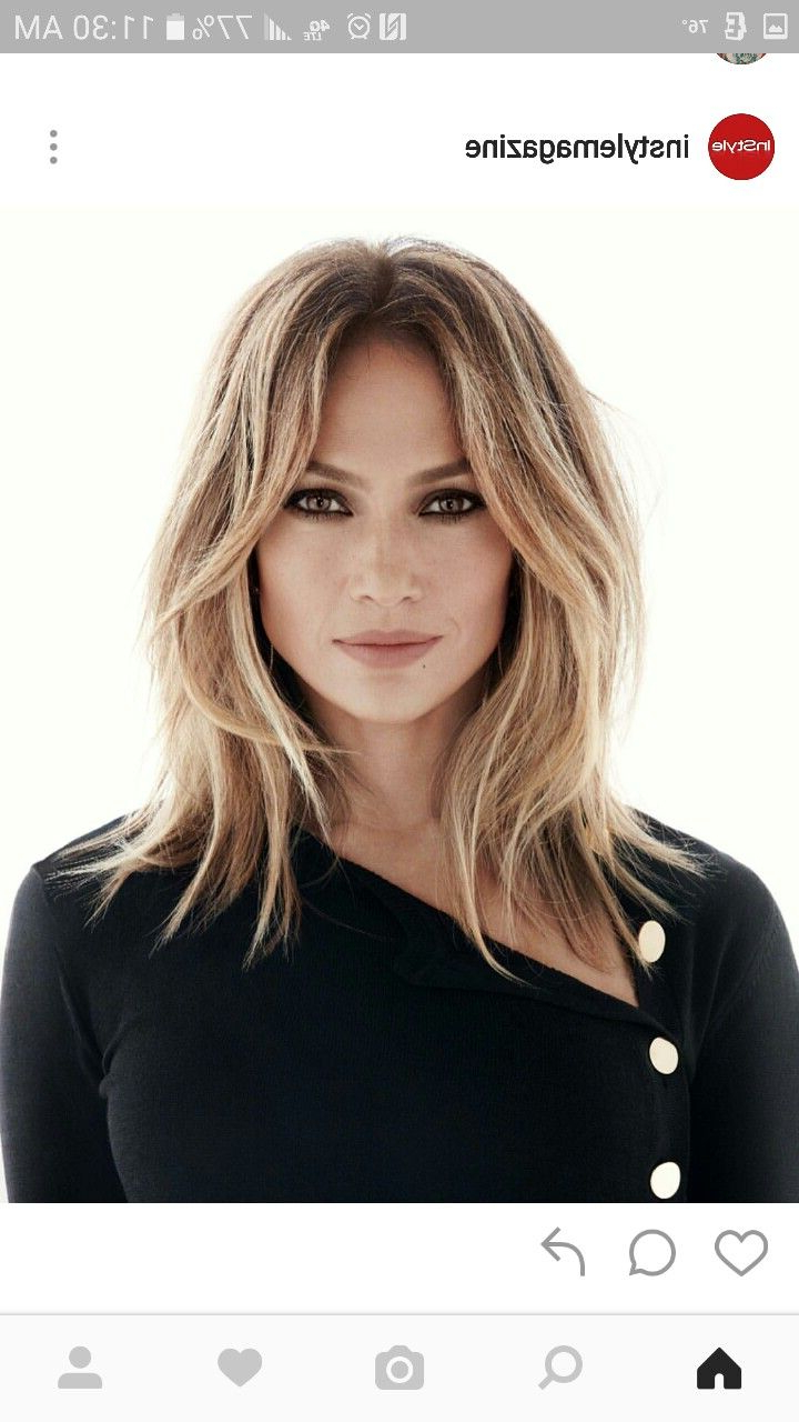 J Lo Hair Instylemagazine (View 2 of 20)
