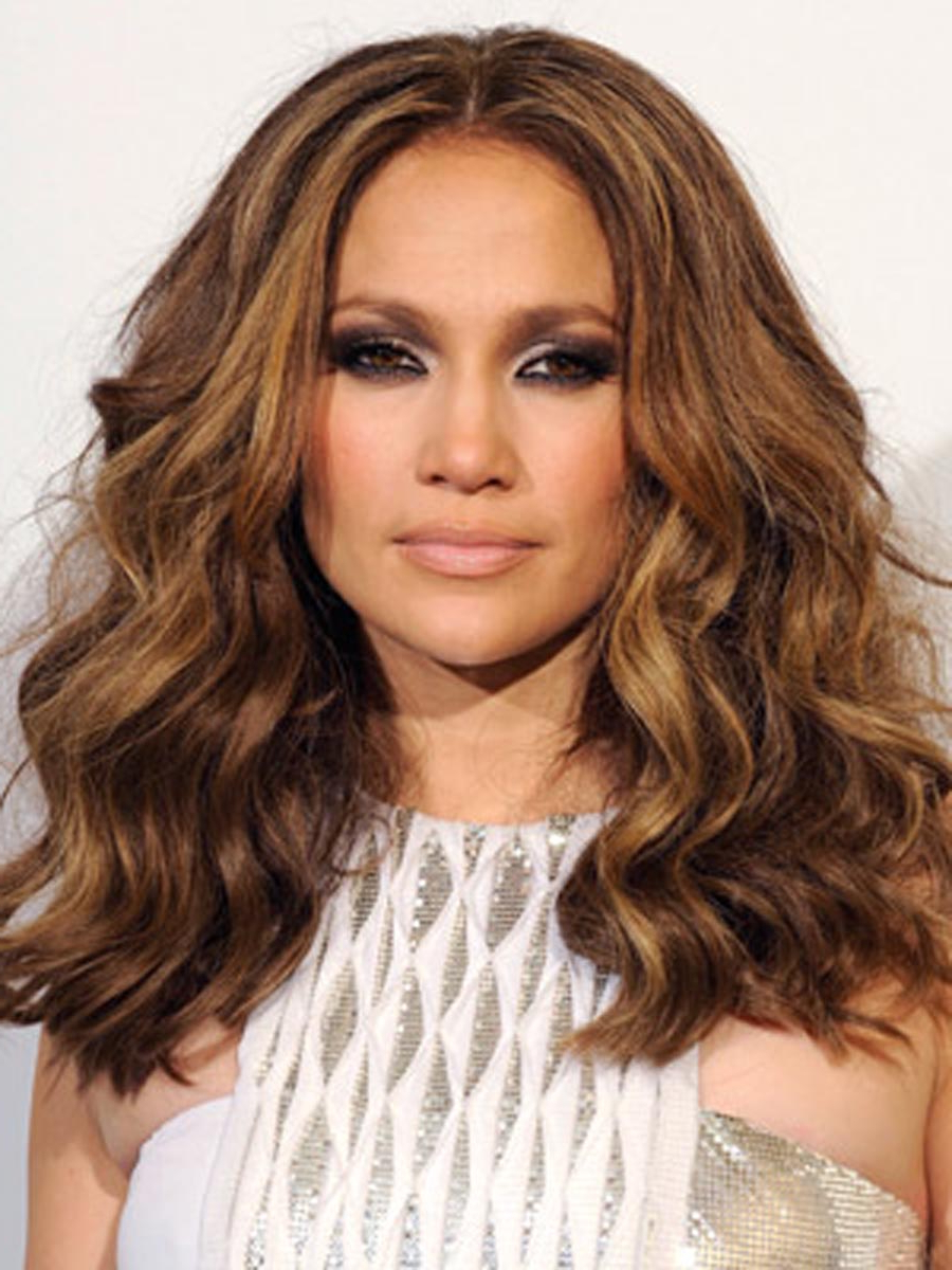 Jennifer Lopez Shoulder Length Hair (View 11 of 20)