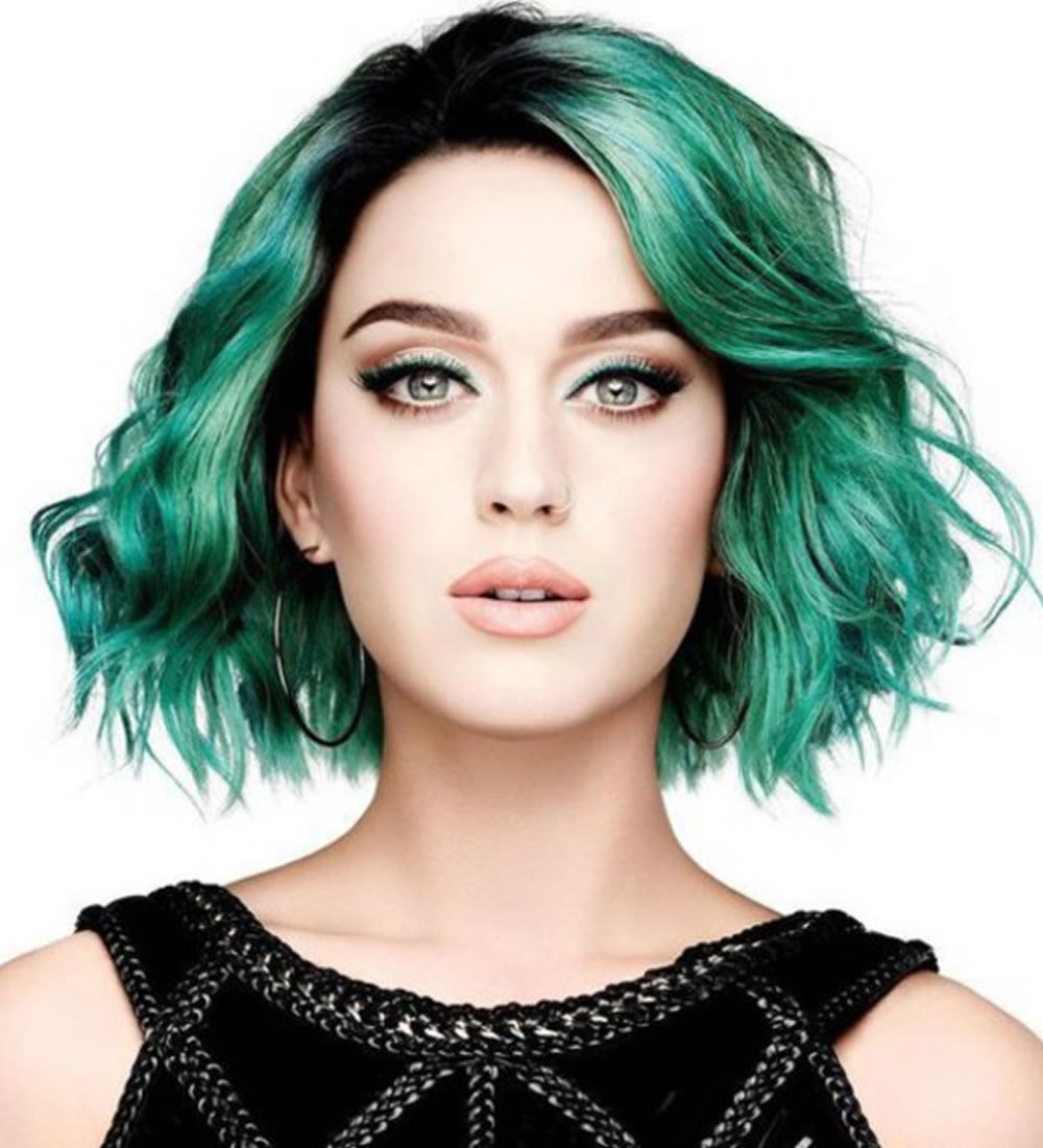 Katy Perry Short Pixie & Bob Haircuts 2018 – Short Haircut Ideas Pertaining To Well Known Katy Perry Medium Hairstyles (View 11 of 20)