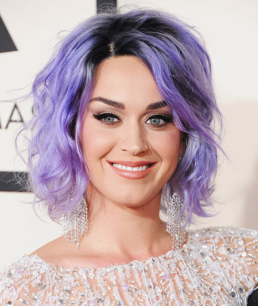 Katy Perry's Hair Evolution Billboard (View 17 of 20)
