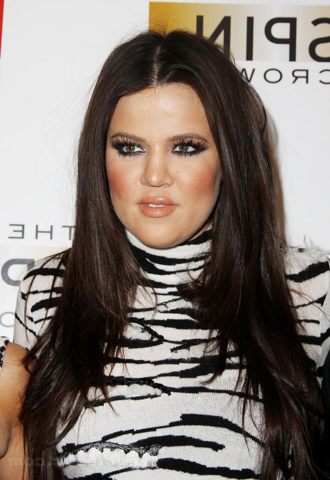 Khloe Kardashian Hairstyles (Gallery 13 of 20)