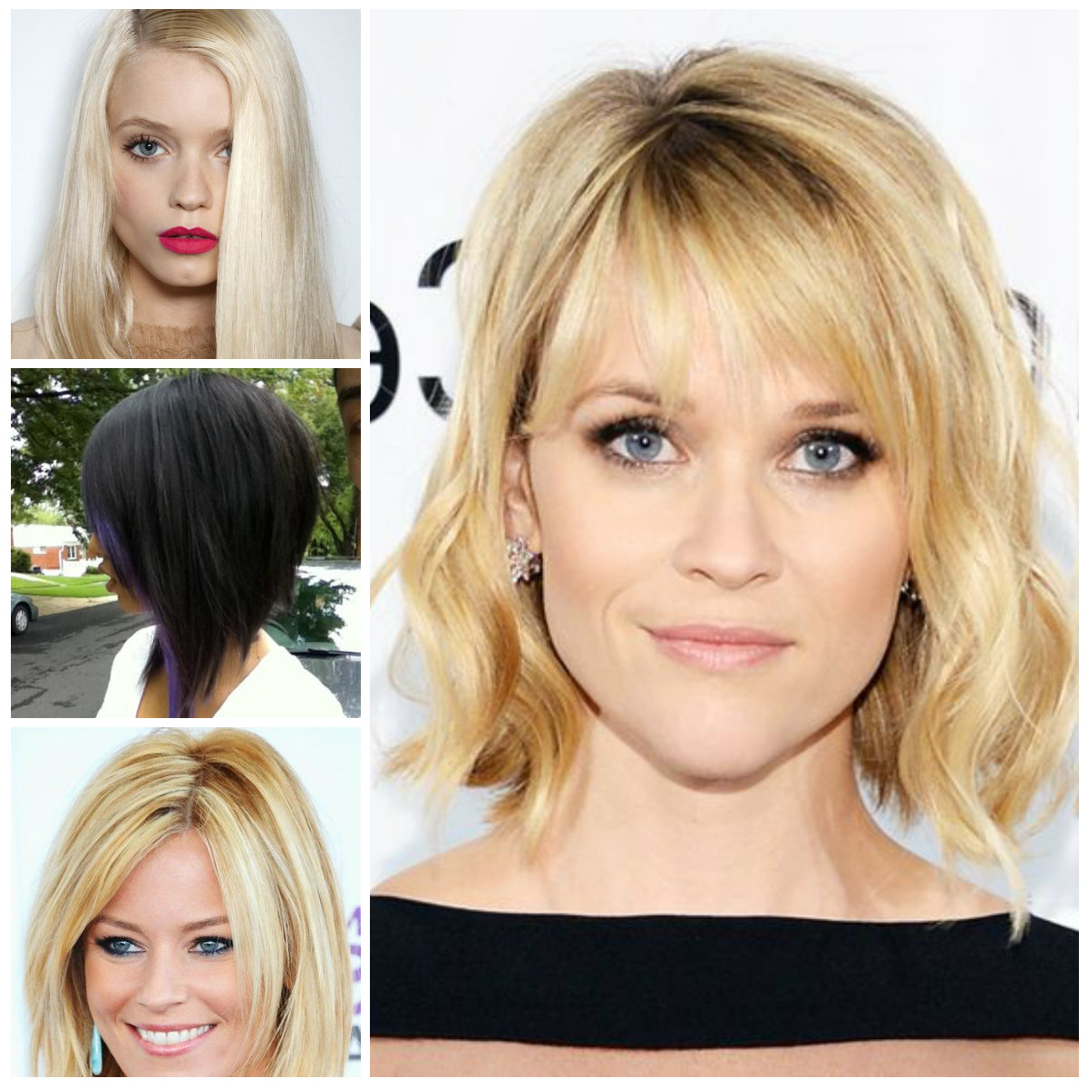 Latest Cute Medium Haircuts With Bangs Pertaining To Haircuts, Hairstyles 2019 And Hair Colors For Short Long & Medium Hair (View 16 of 20)