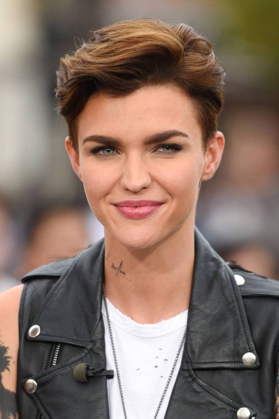 Latest Hairstyles And Haircuts For Women And Men Within Best And Newest Ruby Rose Medium Hairstyles (View 4 of 20)