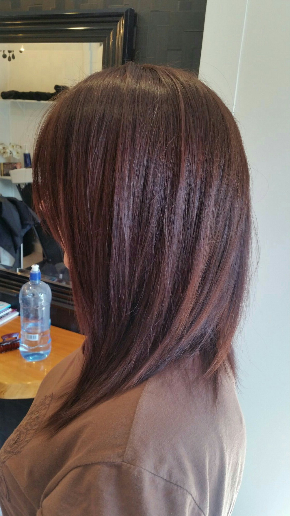 Latest Hairstyles And Haircuts For Women Regarding Well Known V Shaped Layered Medium Haircuts (Gallery 5 of 20)