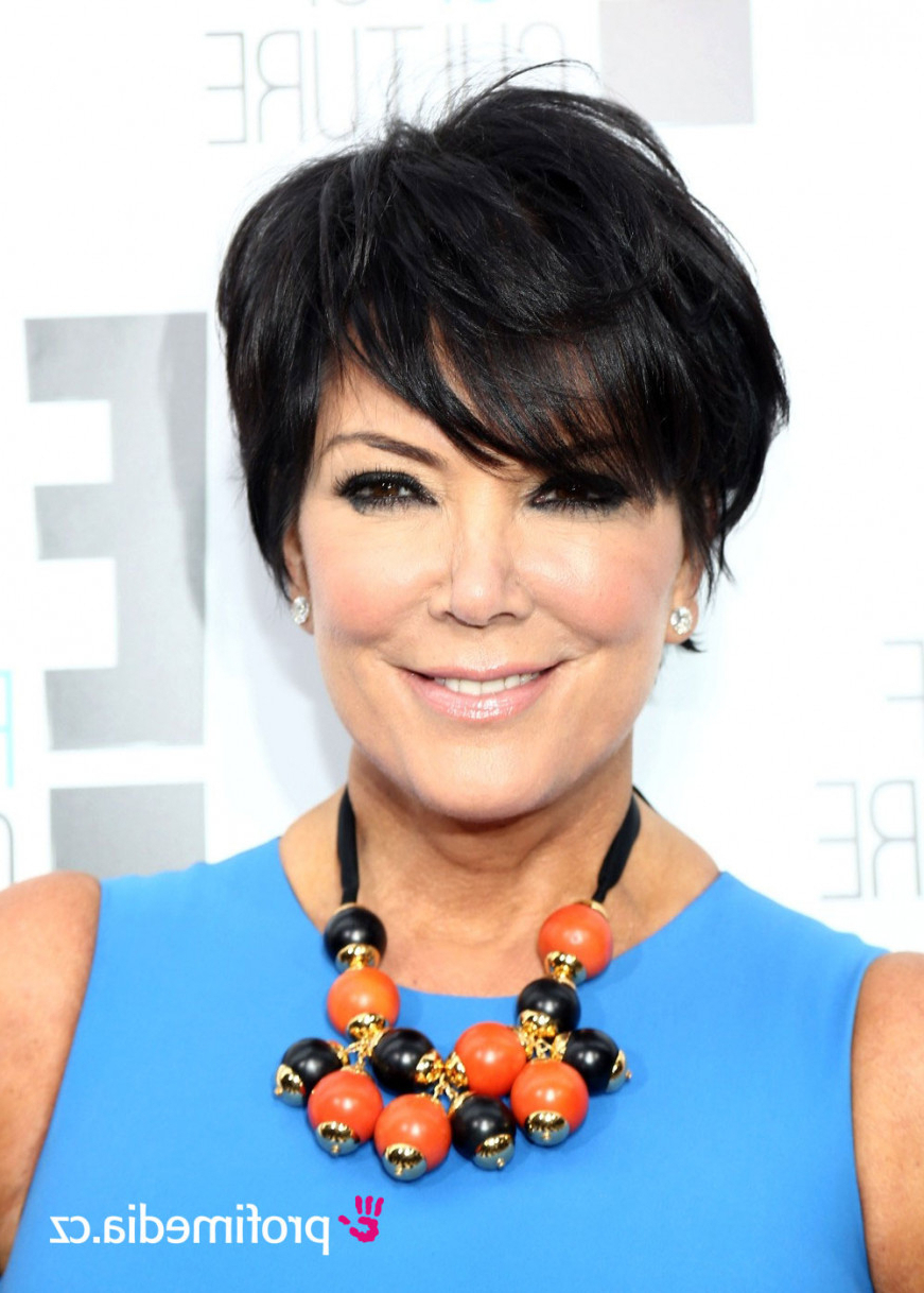 Latest Hairstyles And Haircuts For Women Within Most Recently Released Medium Haircuts Kris Jenner (Gallery 14 of 20)