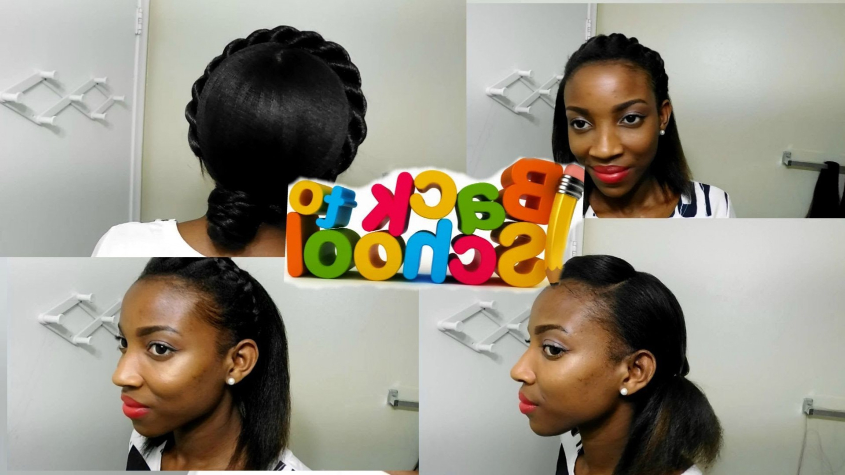 Latest Hairstyles And In Most Up To Date Medium Haircuts For Relaxed Hair (View 12 of 20)