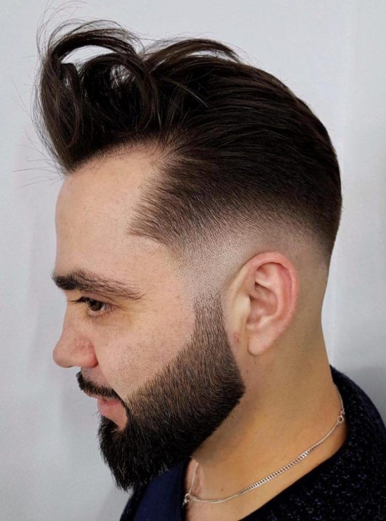 Latest Hairstyles For In Fashionable Steel Colored Mohawk Hairstyles (View 13 of 20)