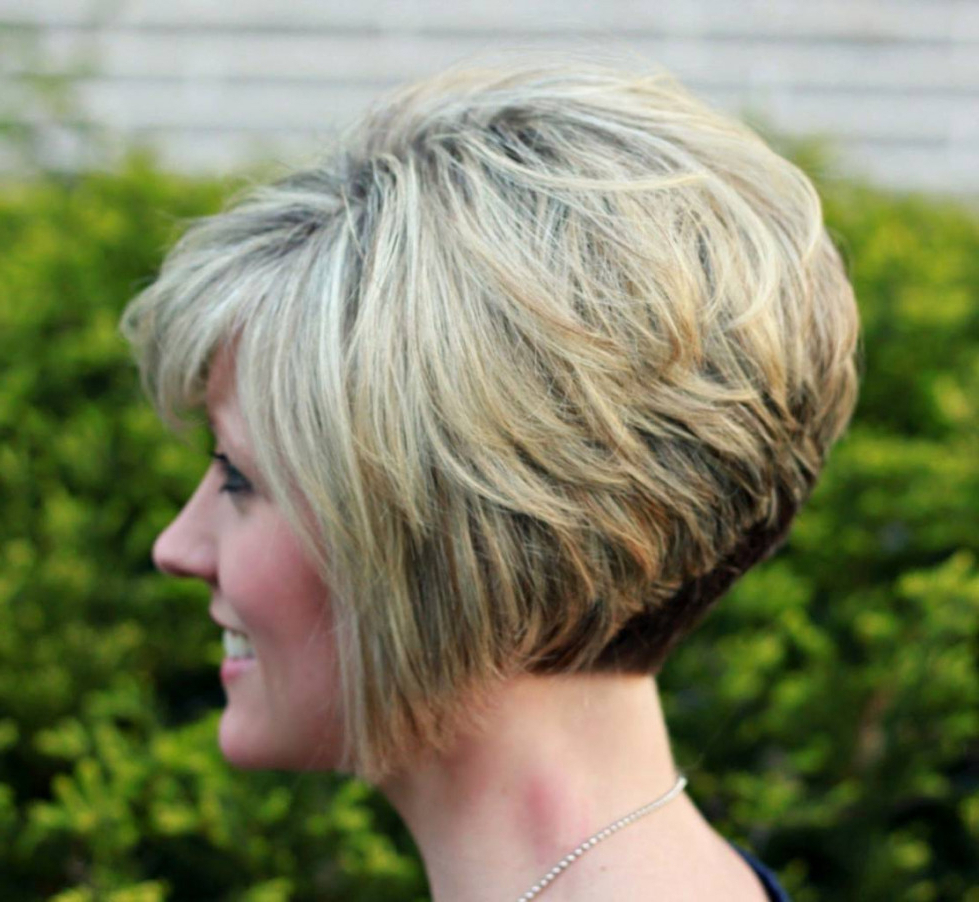 Latest In Popular Wedge Medium Haircuts (Gallery 6 of 20)