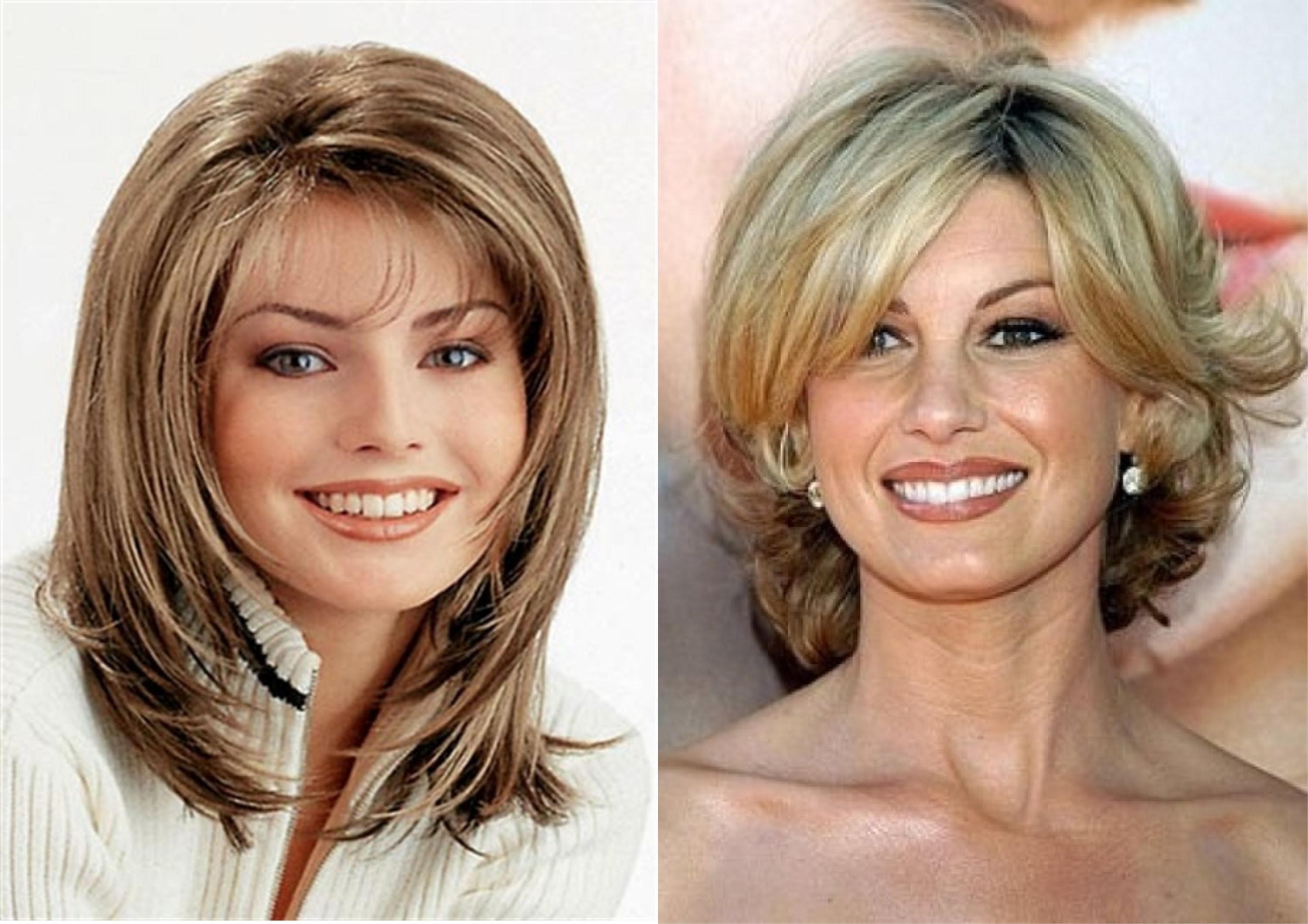 Latest Medium Haircuts For Older Women Within Impressive Medium Hairstyles For Older Women With Additional Women S (Gallery 10 of 20)