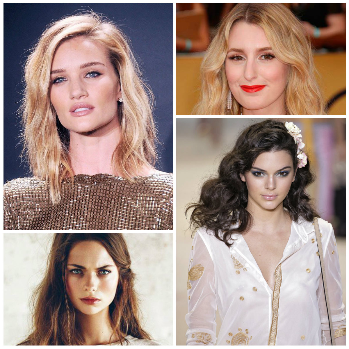 Latest Medium Hairstyles For Spring In Subtle Wavy Hairstyle Ideas For Spring 2019 (Gallery 2 of 20)