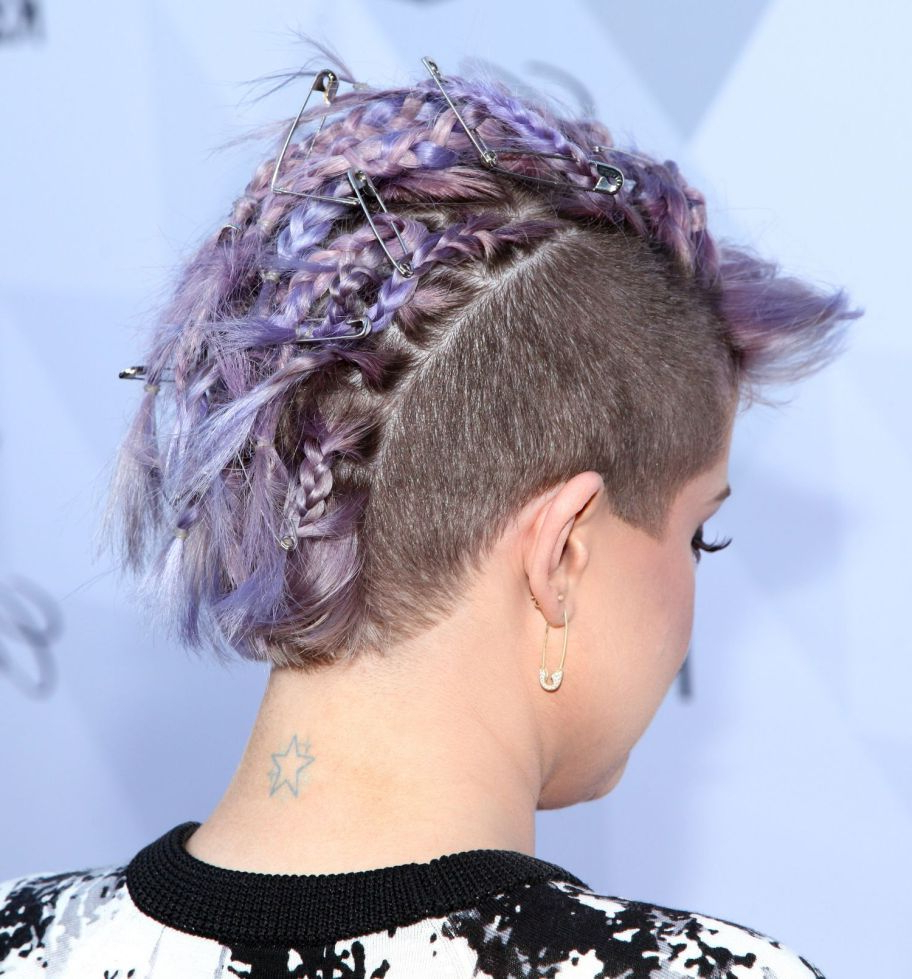 Latest Mini Braided Babe Mohawk Hairstyles Throughout 70 Most Gorgeous Mohawk Hairstyles Of Nowadays In (View 9 of 20)