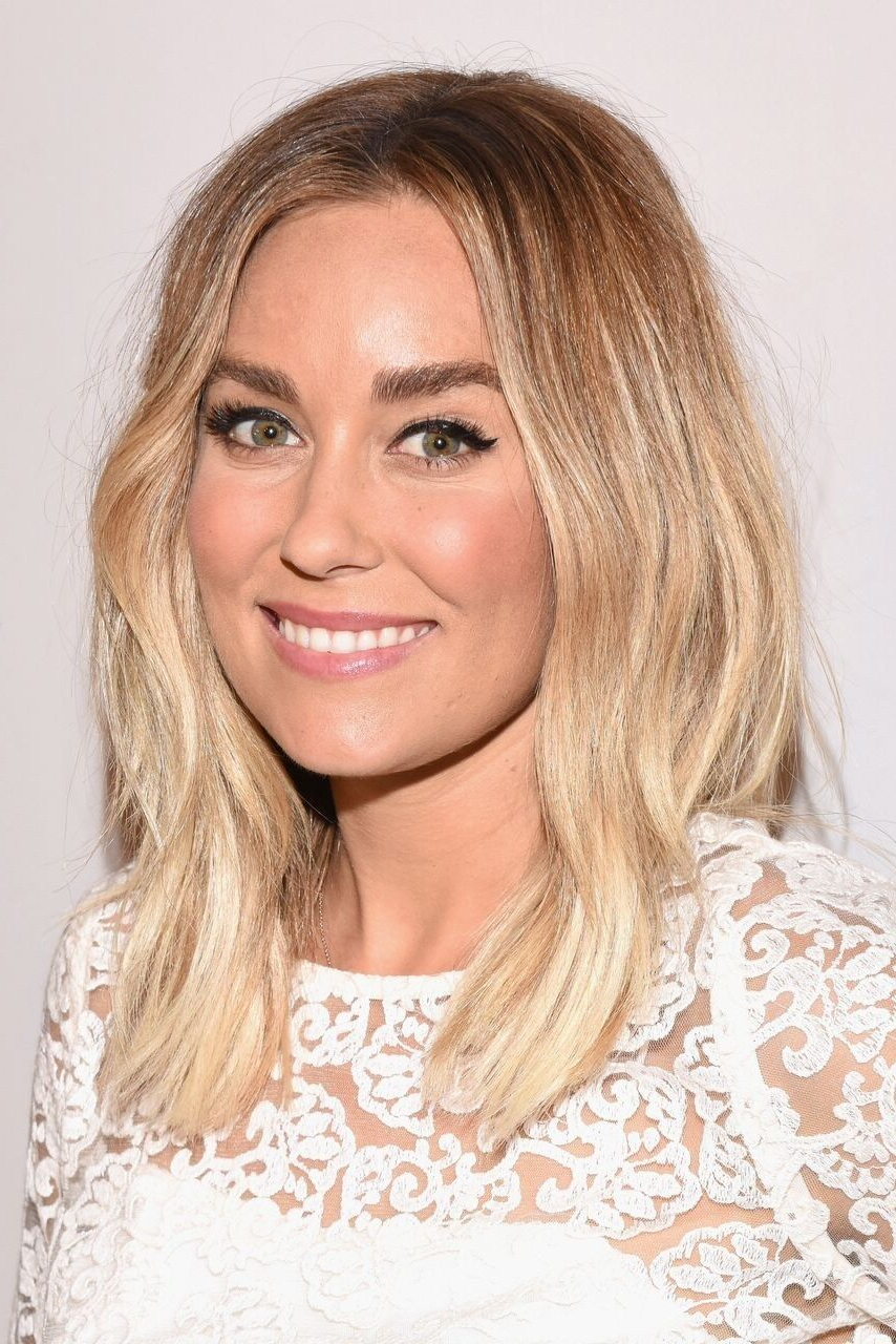 Lauren Conrad Will Convince You To Wear Your Hair Down For Prom Throughout Favorite Lauren Conrad Medium Hairstyles (Gallery 3 of 20)