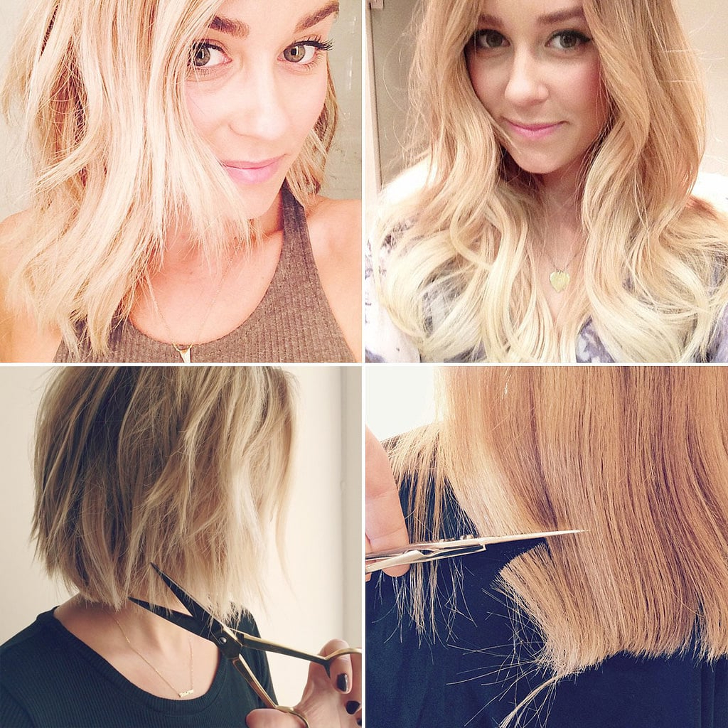 Lauren Conrad's Throughout Most Recently Released Lauren Conrad Medium Haircuts (Gallery 12 of 20)