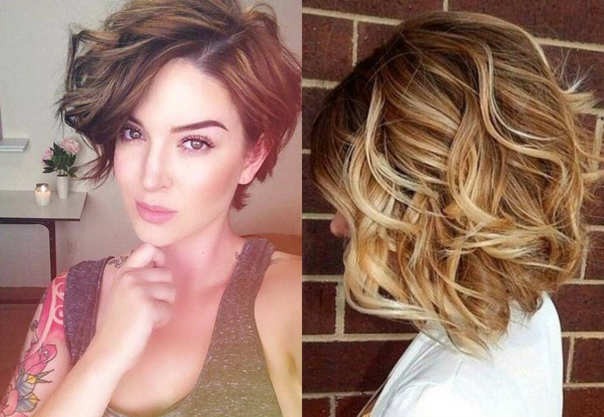 Layered Bob Haircuts For Curly Hair – Haircuts For Man & Women Within Fashionable Curly Layered Bob Hairstyles (Gallery 2 of 20)