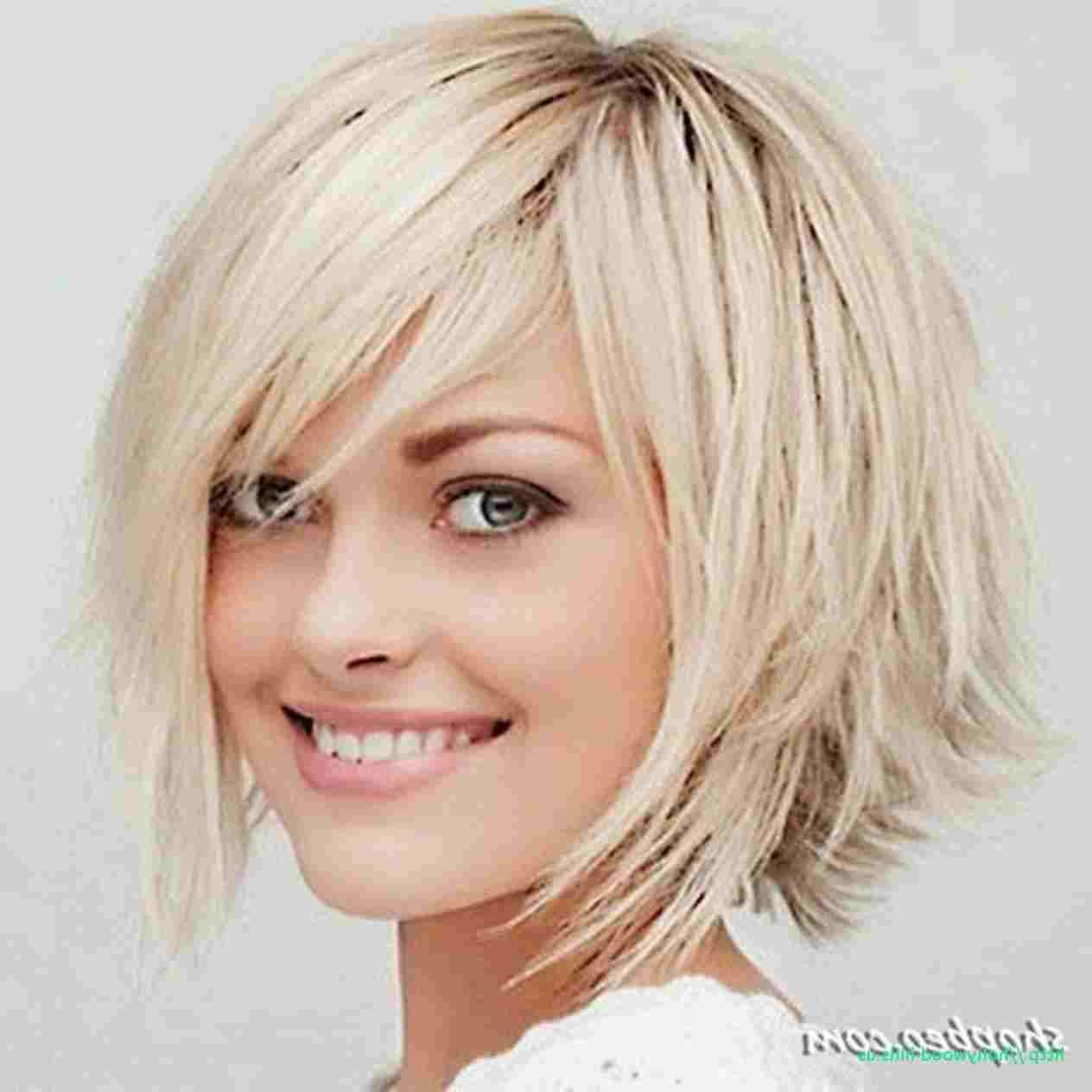 Layered Bob Hairstyles For Round Faces Square Heidi Klum To Intended For Popular Heidi Klum Medium Haircuts (View 10 of 20)