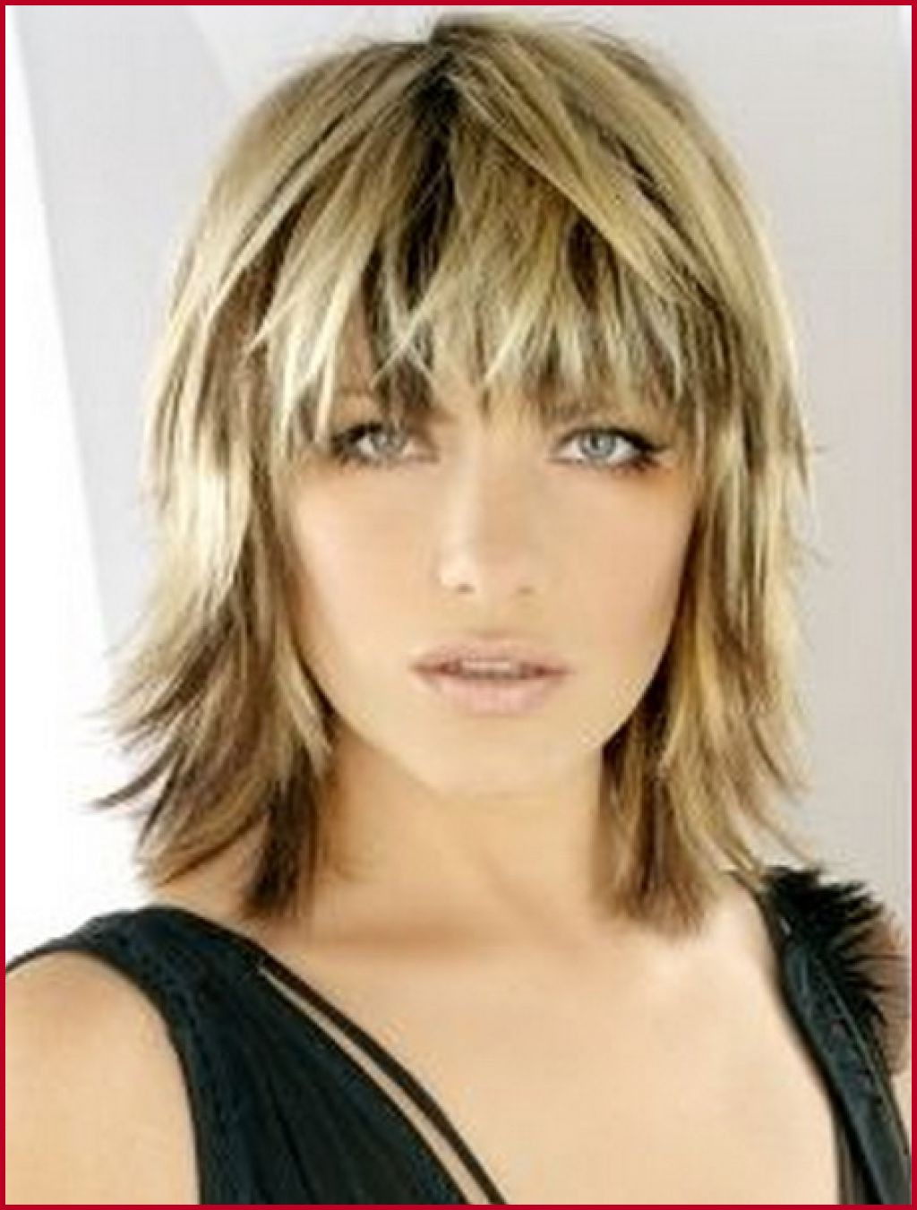 Layered Bob Hairstyles With Side Bangs 340594 Medium Wispy Throughout 2017 Medium Hairstyles With Side Bangs And Layers (View 12 of 20)