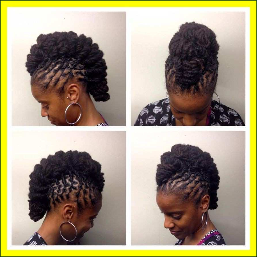 Loc Updos For Long Locks Adorable Y26L Hairstyles For Dreadlocks Within Recent Long Lock Mohawk Hairstyles (Gallery 10 of 20)