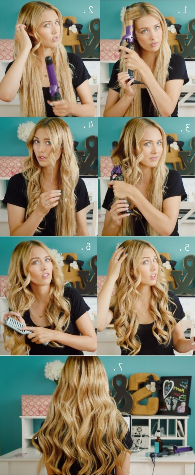 Loose Curls Tutorials: Long Curly Hairstyles For Girls – Popular Inside Most Popular Loose And Layered Hairstyles (View 13 of 20)