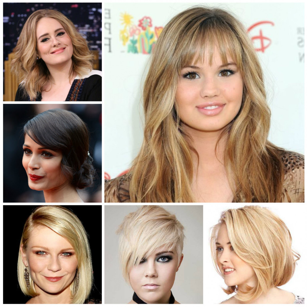 Medium Hairstyles For Chubby Faces – Hairstyle For Women & Man Inside Preferred Medium Hairstyles For Chubby Faces (View 15 of 20)