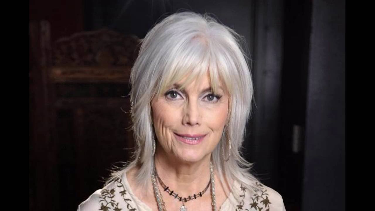 Medium Hairstyles For Gray Hair – Youtube Within Newest Medium Haircuts For Salt And Pepper Hair (View 7 of 20)