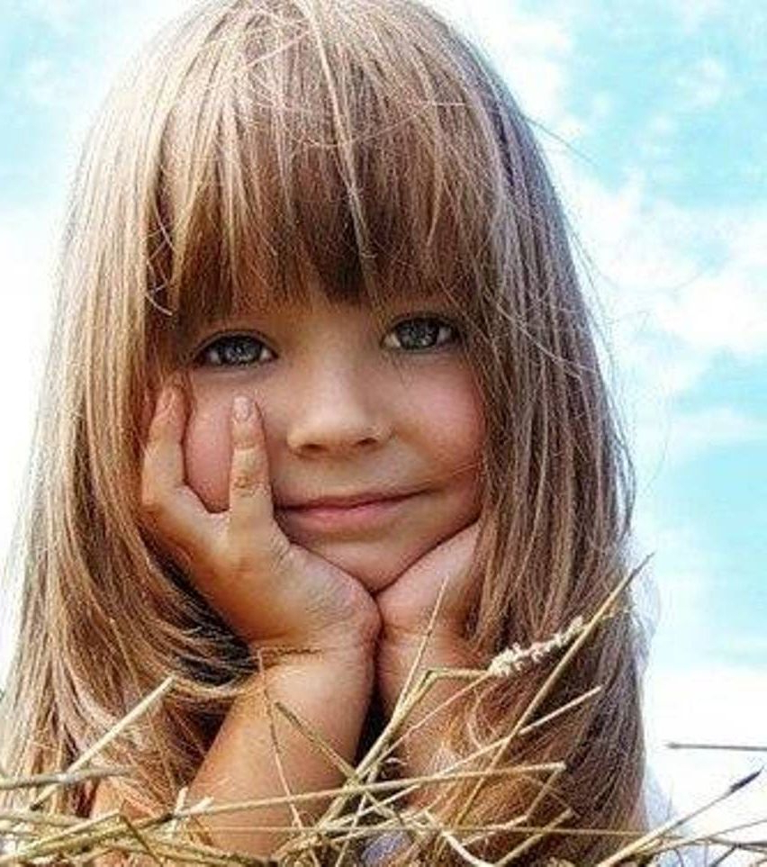 Featured Photo of Kids Medium Haircuts With Bangs