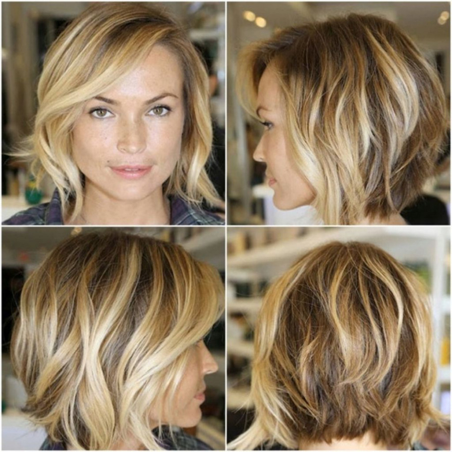Medium Length Haircuts For Long Faces – Hairstyle For Women & Man Within Newest Medium Haircuts For Long Chin (View 10 of 20)