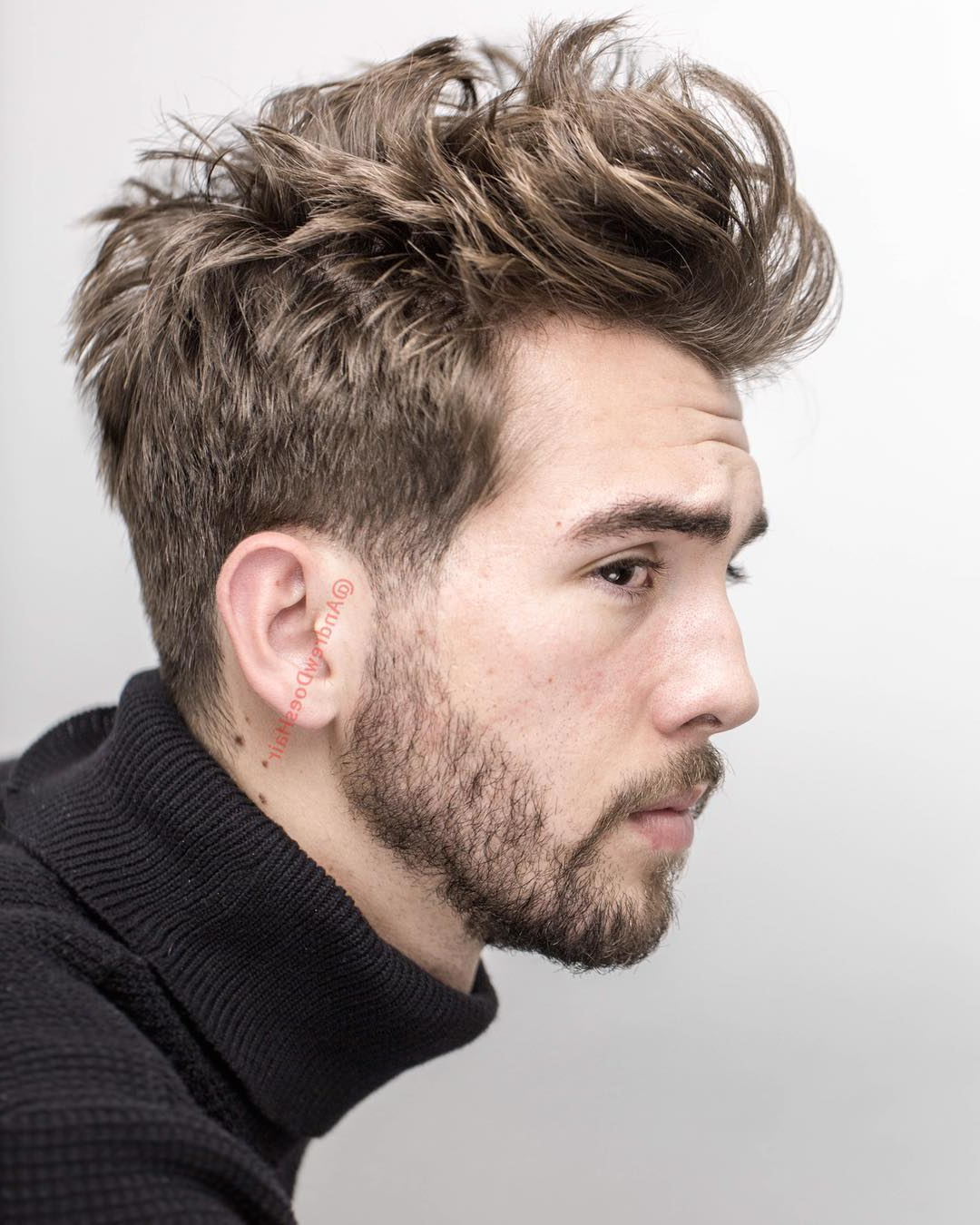 Medium Length Haircuts For Men (2018 Update) With Well Liked Choppy Medium Hairstyles For Thick Hair (View 15 of 20)