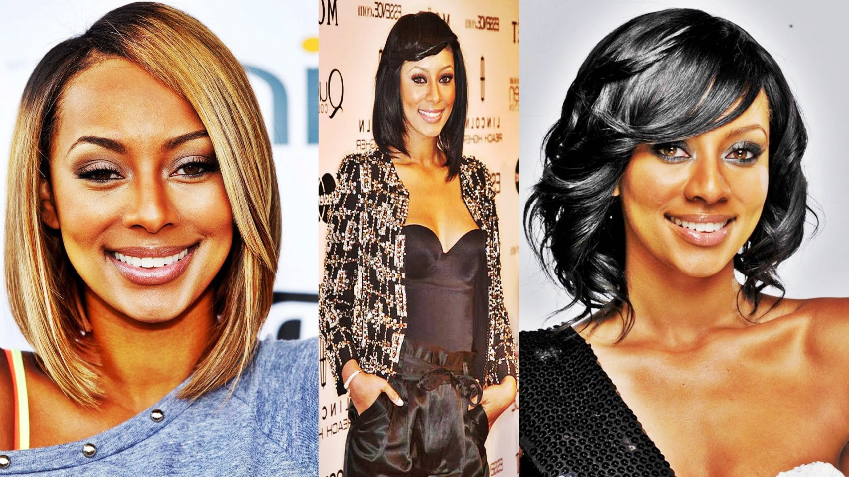 Medium Length Hairstyles African American Hair ~ Best Hairstyles And With Regard To 2017 Medium Hairstyles For African American Women (View 12 of 20)