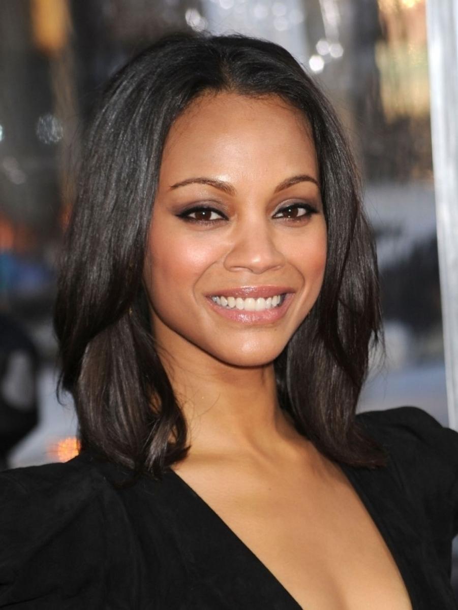 Medium Length Hairstyles African American Hair (View 11 of 20)