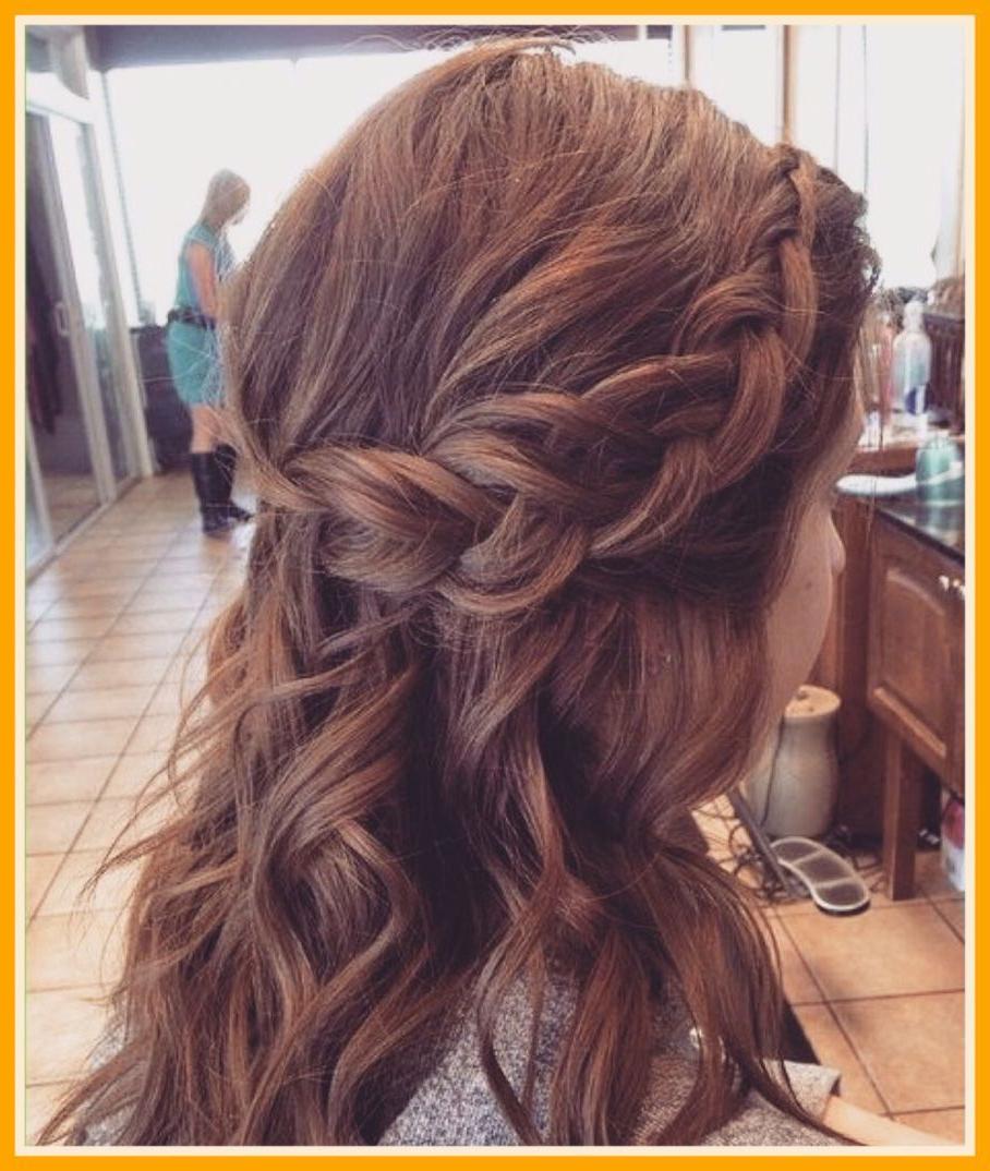 Medium Length Hairstyles Bridesmaids At Menshairstyletrends Inside Popular Medium Hairstyles Bridesmaids (View 8 of 20)