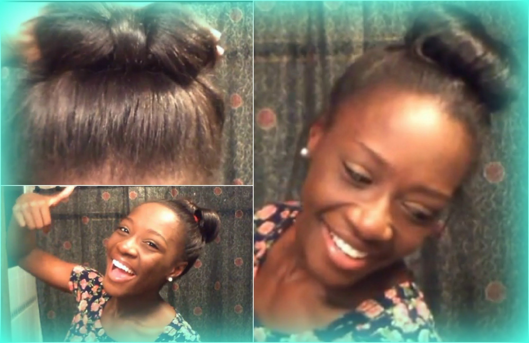 Medium Length Hairstyles For African American Hair – Hairstyle For Pertaining To Best And Newest Medium Hairstyles For African American Hair (View 8 of 20)